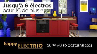 Offre Happy Electrio Cuisine Plus