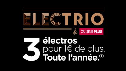 Offre Electrio Cuisine Plus